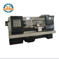 Buy cheap China Realiable Supplier for CNC Pipe Threading Lathe Machine With Double Chuck from wholesalers