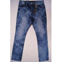 Buy cheap China Jeans factory-2100pcs men's colored jeans Denim pants stock clearence from wholesalers