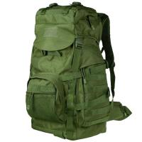 Buy cheap Polic Tactical Gear Backpack Weather Resistant Mountain Climbing Gear 50L from wholesalers
