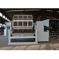 Buy cheap Full Automatic Pulp Molding Machine Industrial Packaging Tray Machine PLC Control from wholesalers