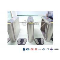 Buy cheap Auto Coin Fast Lane Turnstiles Access Control With Enter Control Tripod Gates from wholesalers