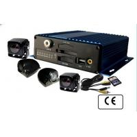 Buy cheap Automobile 360 degree Full View 4 Camera Car DVR 3G / GPS Monitoring System from wholesalers