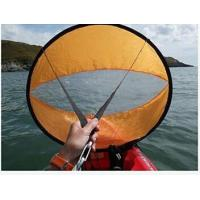 Buy cheap Kayak Sail Wind Sail Surfing Sail With 118 × 118cm from wholesalers