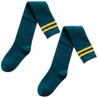 Buy cheap Fashion Knitting Unique Dress Socks / Fancy Dress Socks Cotton Girls Socks Polyester Material from wholesalers