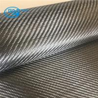 Buy cheap High Quality 100% 3k Carbon Fiber Twill Fabric from wholesalers