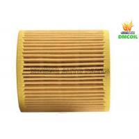Buy cheap Small Flow Resistance Auto Oil Filters With Strong Filtration Ability from wholesalers