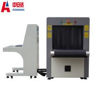 Buy cheap Safety Checking X Ray Baggage Scanner ZA-5030 34mm Steel Penetration 220 VAC from wholesalers
