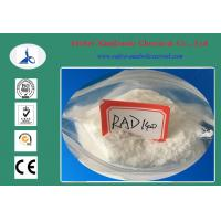 Buy cheap RAD 140 SARM Steroid CAS 1182367-47-0 High Purity Natural Bodybuilding Supplement from wholesalers