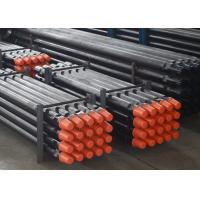 Buy cheap 2 3/8 Diameter Atlas Copco Integral Drill Rods , Durable Sandvik Drill Rods from wholesalers
