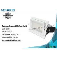 Buy cheap Warehouse Led Cob Downlight  10w 20W  2800 - 6800 K  1700-2000 LM from wholesalers