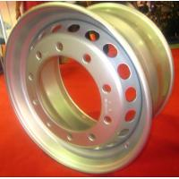 Buy cheap 22.5x11.75 tubeless wheel rims from wholesalers