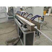 Buy cheap Plastic PVC Garden Soft fiber reinforce Pipe Making Machine/PVC garden hose from wholesalers