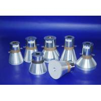 Buy cheap 25K 28K Ultrasonic Cleaning Transducer from wholesalers