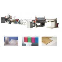 Buy cheap Antistatic Pe Foam Extruder , EPE Foam Sheet Making Machinery from wholesalers