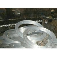 Buy cheap High Tensile Hot Dipped Galvanized Wire Galvanized Binding Wire For Construction from wholesalers