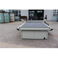 Buy cheap Digital Mat Cutting machine , control numeric flatbed plotter cutter from wholesalers