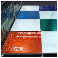 Buy cheap China High Quality Art/Patterned/Colored/Tinted Tempered /Toughened Glass from wholesalers