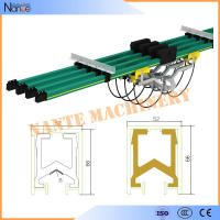 Buy cheap Industrial Insulated Conductor Bar Overhead / Bridge Crane Busbar System from wholesalers