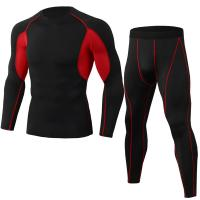 China Gym Personalized Rash Guards Apparel Machine Washable For Mens Fitness on sale