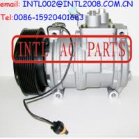 Buy cheap DENSO 10PA17C Auto CAR ac compressor assy JOHN DEERE 8PK CO 22030C 447200-4933 4472004933 RE46609 TY6764 TY24304 from wholesalers