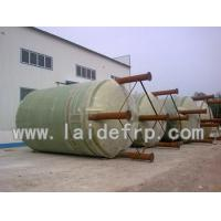 Buy cheap FRP tank and FRP vessels from wholesalers