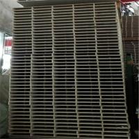 Buy cheap construction building material 50mm MGO sandwich panel with glass magnesium hollow core from wholesalers