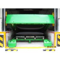 Buy cheap Outside Safety Air Bag Dock Leveler Low Maintenance For Heavy Lifting from wholesalers