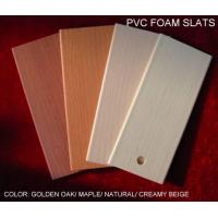 Buy cheap fauxwood vanes for Venetian Blinds from wholesalers
