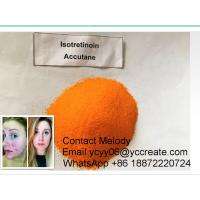 Buy cheap Treat severe cystic acne  Pharmaceutical Isotretinoin CAS 4759-48-2 to Severe Nodular Acne from wholesalers
