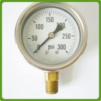 Buy cheap big size wika pressure gauge manometer from wholesalers