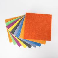 Buy cheap Colorful Fabric Wrapped Acoustical Panels Multi Function Impact Resistance from wholesalers