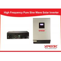 Buy cheap Pure Sine Wave Roller Solar Power Inverters Overload And Short Circuit Protection from wholesalers