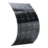 Buy cheap Hovall 100 Watt 12 Volt PET Laminated Flexible Solar Panel from wholesalers