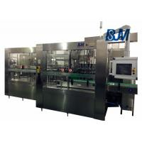 Buy cheap Auto Mineral Water Filling Machine , Mineral Water Plant Production Line from wholesalers