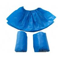 Buy cheap Anti Slip Disposable Shoe Covers Customzied Hand Made For Medical Personnel from wholesalers