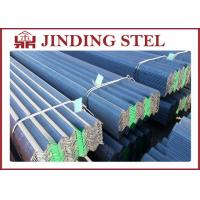 Buy cheap hot rolled angel steel ss400/q235/a36 grade by fast shipment from wholesalers