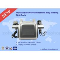 Buy cheap Multifunctional body slimming sound Fat Burning Machine cavitation rf ultrasonic from wholesalers
