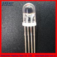 Buy cheap RGB LED 5mm Four Pins Water Clear (HH-500CRGBC) product