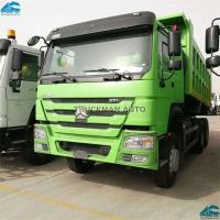 Buy cheap Sinotruk Howo  Heavy Duty Tipper Trucks 25 Tons  16-20m3 Big Cargo Box from wholesalers
