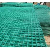 Buy cheap Heavy gauge PVC Coated Wire Mesh , green / white / yellow , oxidation - resisting from wholesalers