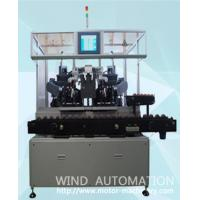 Buy cheap Weight remover Automatic Dynamic armature balancing machine from wholesalers