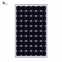 Buy cheap 100W Monocrystalline Solar Panel 1200*540*30mm Size 18V Max Voltage from wholesalers