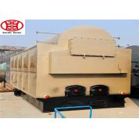 Buy cheap 1- 6 Ton Horizontal Industrial Steam Boilers For Wood Chips Biomass Fired from wholesalers