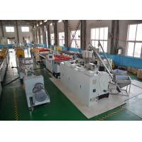 Buy cheap Automatic Plastic Plate Making Machine Foam Plate Machine 125kw Power Double Screw from wholesalers