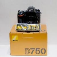 Buy cheap Big discount Nikon D750 Digital SLR Camera Body Only Full Frame 24.3 MP from wholesalers