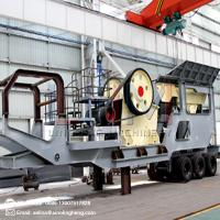 Buy cheap Henan Ling Heng stone crusher Mobile Jaw crusher with high capacity and low cost from wholesalers