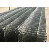 Buy cheap Electric Galvanized Welded Wire Fence Solid Solder Joint Excellent Stability from wholesalers