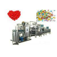 Buy cheap Custom Gumball Candy Manufacturing Machine With LED Touch Panel  CE Certificate from wholesalers
