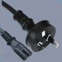 Buy cheap Australia SAA approved power plug to IEC C7 from wholesalers