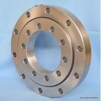 Buy cheap Four-Point Contact Ball Slewing Ring Bearing, single row type slewing bearing, China swing bearing manufacturer from wholesalers